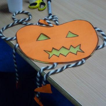 Halloween-Klassenfest der 3c